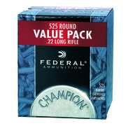 Federal 22lr HP 525st/ask